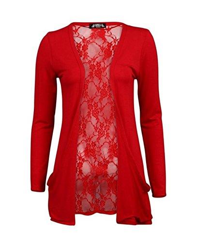 Sugerdiva - Robe - Boule - Femme Noir noir 23-46 red