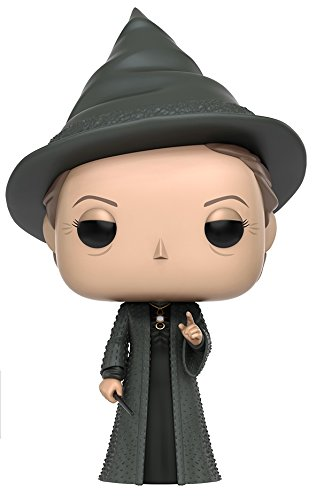 Funko Pop Minerva McGonagall (Harry Potter 37) Funko Pop Harry Potter