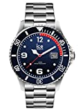 Ice Watch Herren Analog Quarz Uhr mit Edelstahl Armband 015775