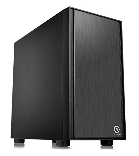 Thermaltake Entstörfilter F31ATX Mid Tower Ultra Leise Gaming Silent Computer Fall ca-1e3-00m1wn-00 H17 Micro Tower
