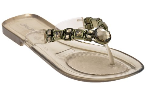 Jay.peg 3034 Pierres Tongs Neuf Chaussures Femme Smog