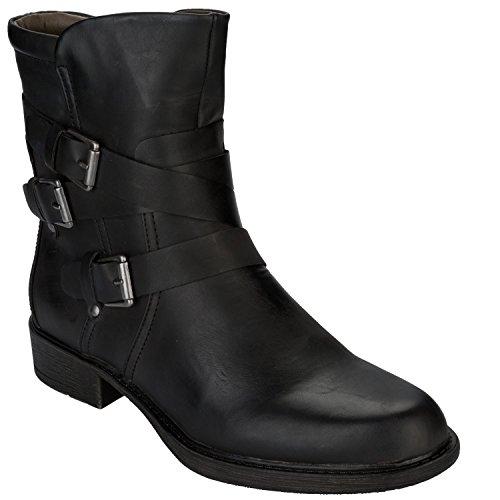 Vero Moda Vmmilano, Stivali donna nero Black, nero (Black), 38 EU