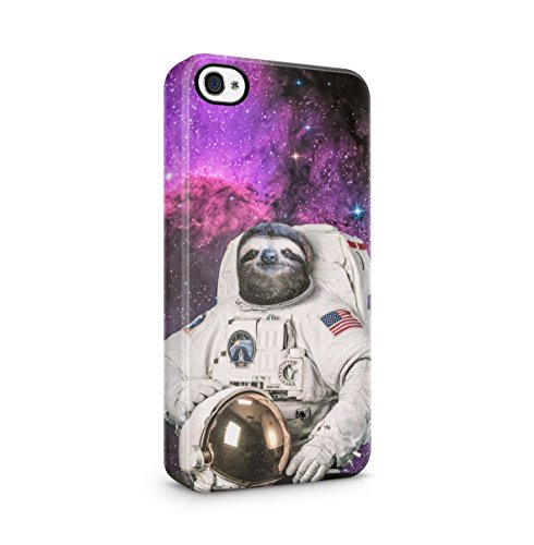 Brown Bear With Sweater Hills Cover Apple iPhone 5 , iPhone 5S , iPhone SE Snap-On Hard Plastic Protective Shell Case Cover Custodia Astronaut Sloth