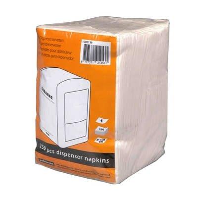 Cabanaz Pack Of 250 tissues For Cabanaz Tissue Dispenser C1002139