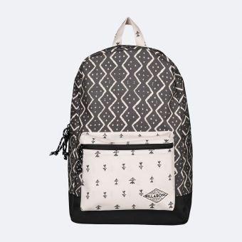 2016 Billabong Study 20L Backpack OFF BLACK Z9BP04