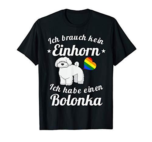 Bolonka Zwetna T shirt, Lustiges Geschenk für Hunde Damen