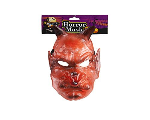 lloween Maske-Kostüm Zubehör-Scary Trick or Treat Maske ()