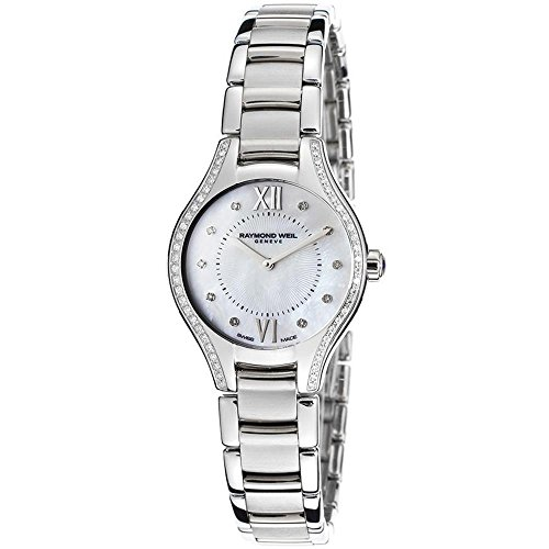 Raymond Weil Noemia Donna Diamante 24mm Quarzo Watches 5124-STS-00985