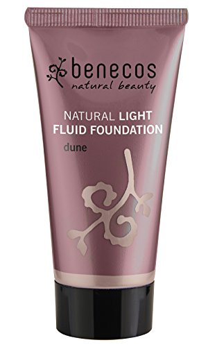 Benecos - Natural Light Fluid Foundation Dune 30ml -
