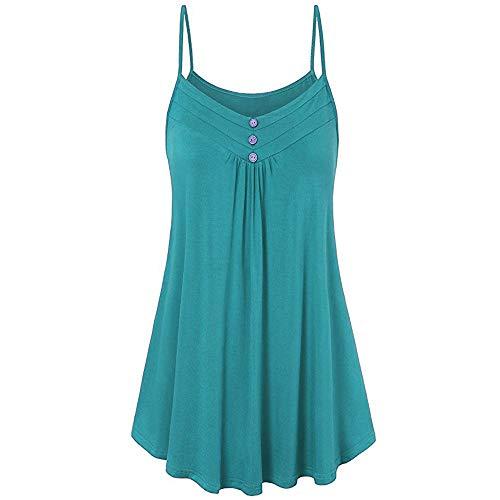 Bobopai Ladies Plain Cotton Vest Top Lace Trim Neck Design Cami Strappy Camisole 6034 Trim Womens Vest