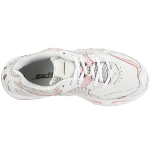 Earth Exer-Walk 5000560, Scarpe da Trekking donna Bianco (Bianco/Rosa)