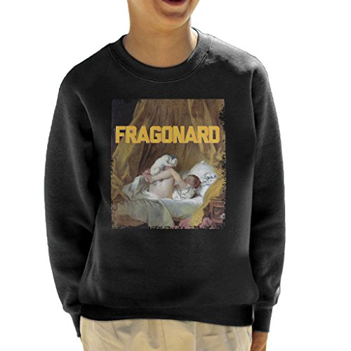 Fragonard Masters Collection Inspired Kid's Sweatshirt (Fragonard Geschenk)