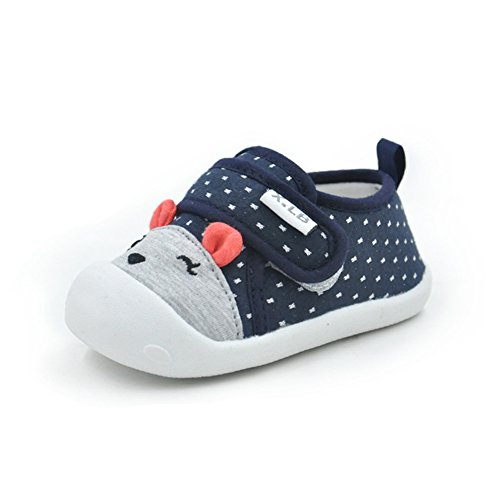 Niedlich Krabbelschuhe Baby Säugling Junge Mädchen Weiche Sohle Schuhe Kleinkinder Rutschfeste Sneaker