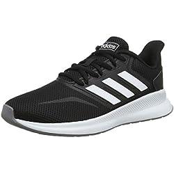 Adidas Runfalcon Zapatillas De Trail Running Para Mujer Negbás/Ftwbla/Gritre Talla 36 EU