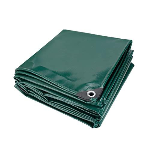 WONG WEI Abdeckhauben für Möbelsets Plane verdicken LKW-Regenschutz-Tuch-Sonnenschutz-Segeltuch-im Freien Wachstuch-Planen Abdeckhaben für Stühle (Size : 2X1.5M)