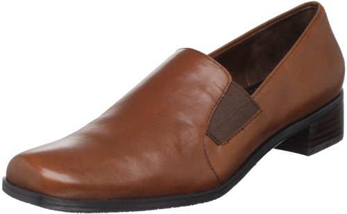 TrottersT4158-400 - Esche Damen, Braun (Cognac Burnished), 34 EU Burnished Cognac