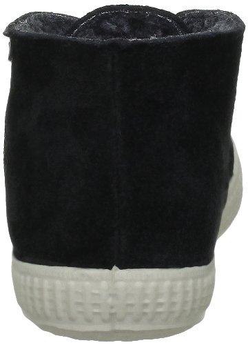 Calego - Safari Serraje, Stivali per bambini Nero (Noir (Negro))