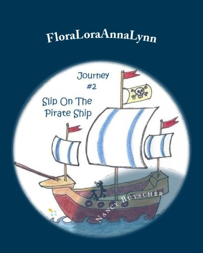 FloraLoraAnnaLynn: Journey #2: Slip On The Pirate Ship 2 Slip-ons