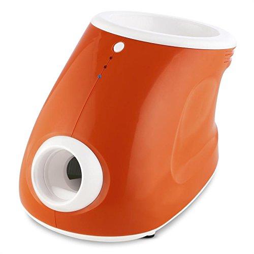 oneConcept Ballyhoo • Lanzador de pelotas automático para perros •...
