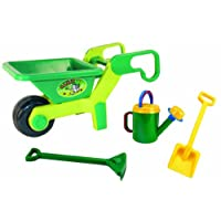 AVC AVC5004 67 x 32 x 34 cm Wheelbarrow and Garden Set