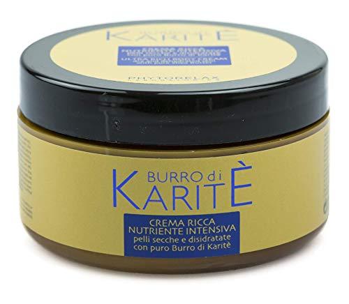 Phytorelax Laboratories Shea Butter Rich Crema Per Corpo 300 ml
