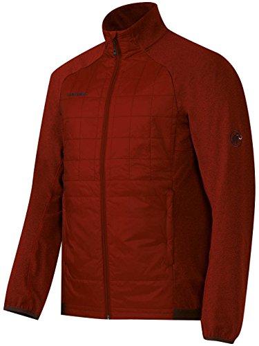 Mammut Alvier Tour IS Jacket maroon/maroon melange