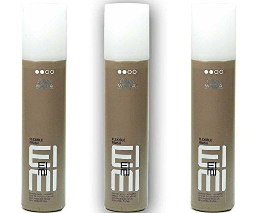 Wella EIMI FLEXIBLE FINISH Non Aerosol Working Modellier Spray 250ml (3´er Pack) - Spray-finish