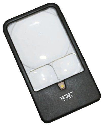 LED beleuchtet Lupe in Pocket -