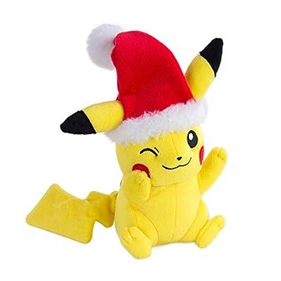 Pokemon T19310 8-Inch 2017 Poseable Plush Toy