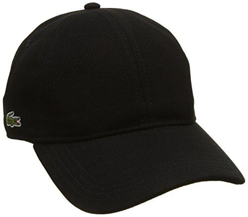 Lacoste Herren RK0123 Baseball Cap, Schwarz (Noir 031), 58