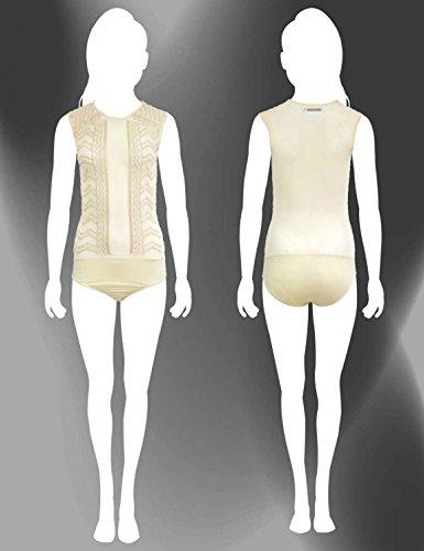 GIORGIA Damen Body Beige - Beige