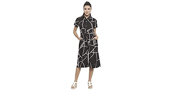 Buy Martini Women Printed Drawstring Rayon Western Jumpsuits For Girls Black Size S Xl At Amazon In