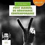 Petit manuel de résistance contemporaine - Format Téléchargement Audio - 17,00 €
