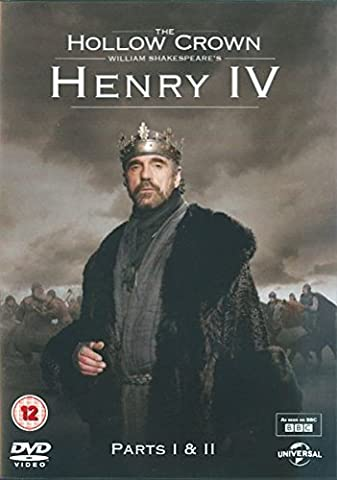The Hollow Crown Henry IV two disc