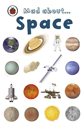 Mad About Space (Ladybird Minis) (English Edition)
