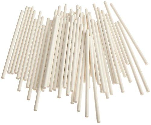 Moule à sucettes en silicone Bâtons/Bâtonnets de Cake Pops Craft/Cookie, X 0,4x 0,4x 10.16cm, longueur 100x 10cm