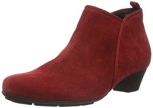 Gabor Trudy, Bottes Classiques Femme Rouge (Opera 14)