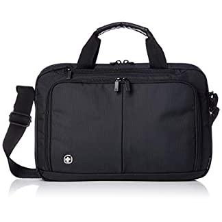 wengué rlaptop Brief Case con Tablet Pocket