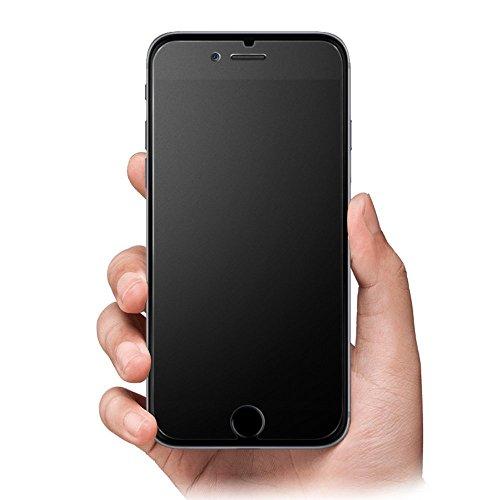 Plus 0.3 mm Anti-Fingerprint Matte Finish Nano Technology German Schott Glass Tempered Glass Screen Protector Guard For Apple iPhone 7