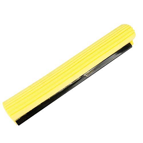 Saniswink Perfektes Reinigungswerkzeug Universal Haushalt Schwamm Mop Kopf Nachfüllpad Ersatz Bodenreinigungswerkzeug, 27cm, Einheitsgröße (Schwamm-mop-kopf)