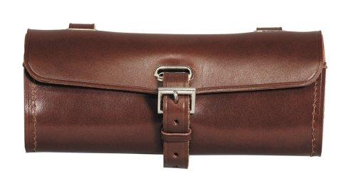 Brooks Challenge Tool Bag Leder Satteltasche Werkzeug Tasche, Challenge Tool Bag Braun