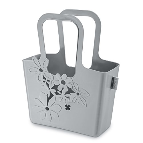 koziol-alice-bag-5413632-thermoplastic-resin-solid-cool-grey-13-x-327-x-152-cm