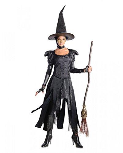 tüm für Fasching & Halloween XS (Der Zauberer Von Oz-hexe-halloween-kostüm)