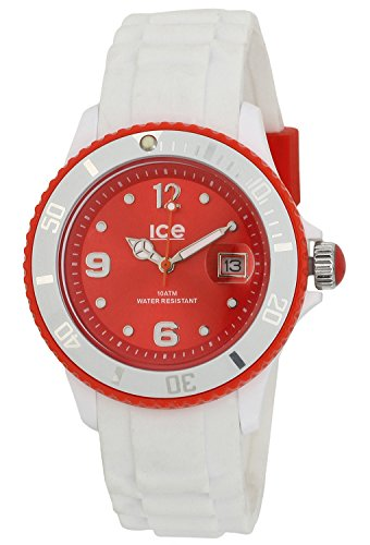 ice-watch-unisex-quartz-watch-with-red-dial-analogue-display-and-white-silicone-strap-siwdus12