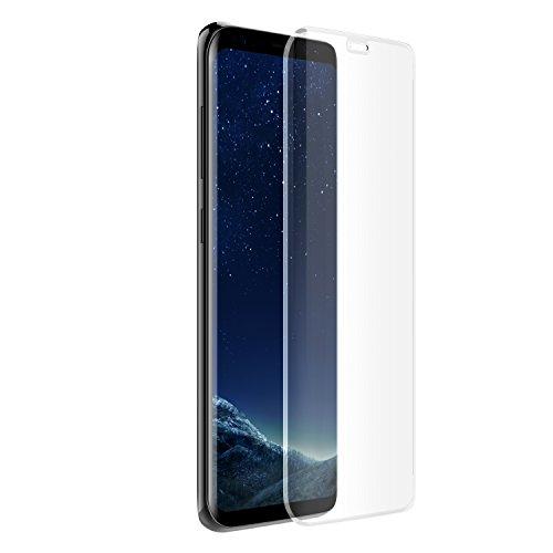 OtterBox clearly Protected Alpha Glass Bildschirm Schutzglas für Samsung Galaxy S8, transparent