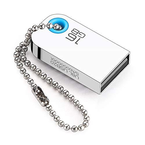 IhDFR Flash Disk Memory Disk Mini Computer 8g / 16g / 32g USB2.0 Office-Speichererweiterung aus Metall (Kapazität : 32G)