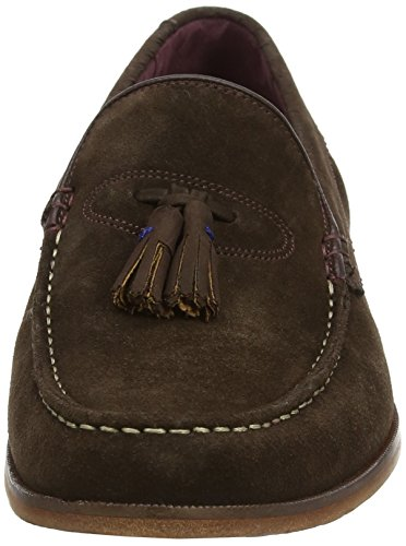 Ted Baker Herren Dougge Slipper Braun (Brown)