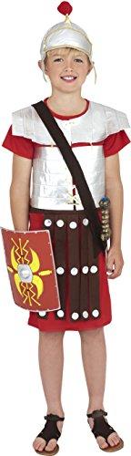 Smiffys Kinder Römischer Soldat Kostüm, Tunika und Helm, Größe: L, 38657 (Kinder Spielzeug Soldaten Kostüme)