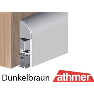 Athmer Türdichtung Wind-Ex 985 mm braun/dunkelbronze