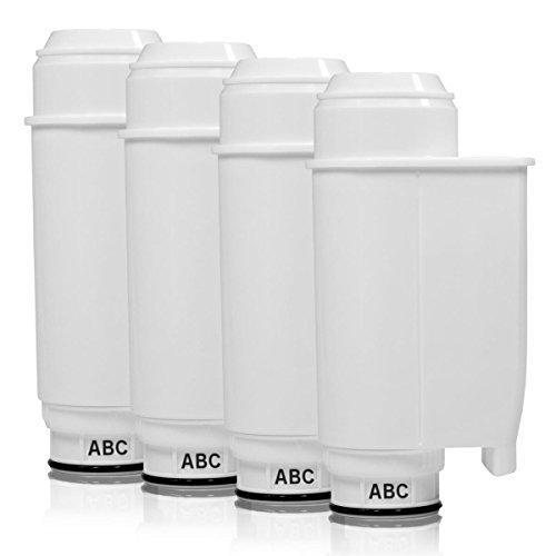 Saeco Intenza Wasserfilter von BRITA, Filter, Kartusche, 4er Pack
